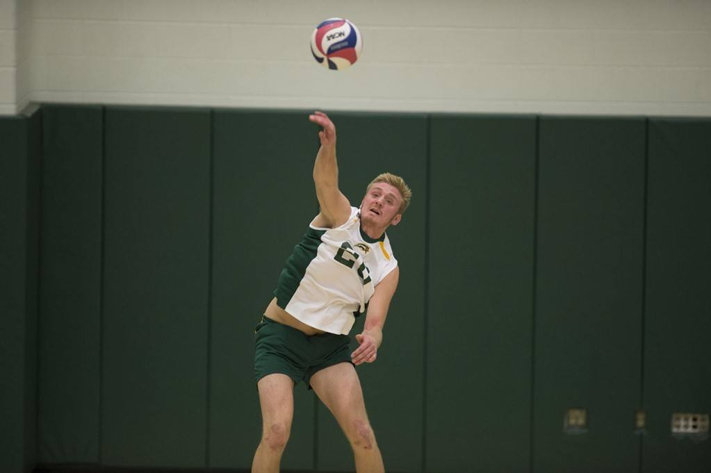 Jack Wilson Lifts George Mason To Three Set Victory Over King