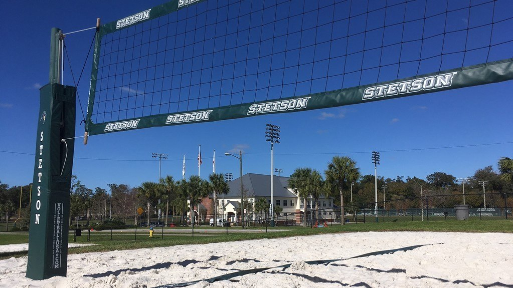 Stetson Beach Volleyball To Face Seven Top-Ten Squads In 2017