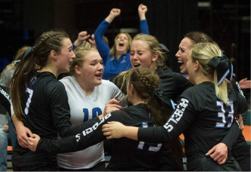 Rich High School Wins 17th State Title Over Panguitch