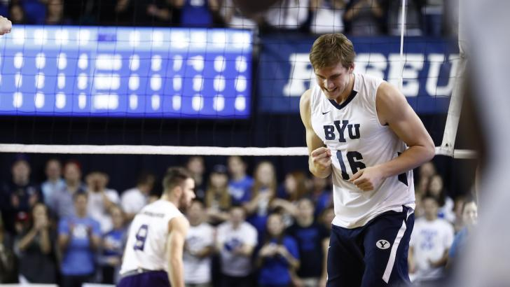 BYU Shocks Long Beach State In Sweep, Advancing To The Finals