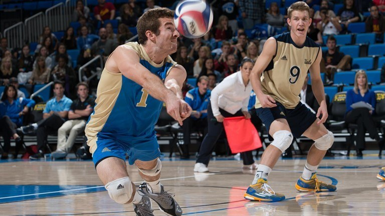 NCAA Men's Volleyball Kicks Off With 3 Tourneys