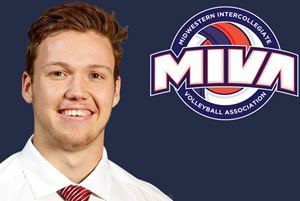 Lewis' Mitch Perinar Named MIVA Offensive Player Of The Week