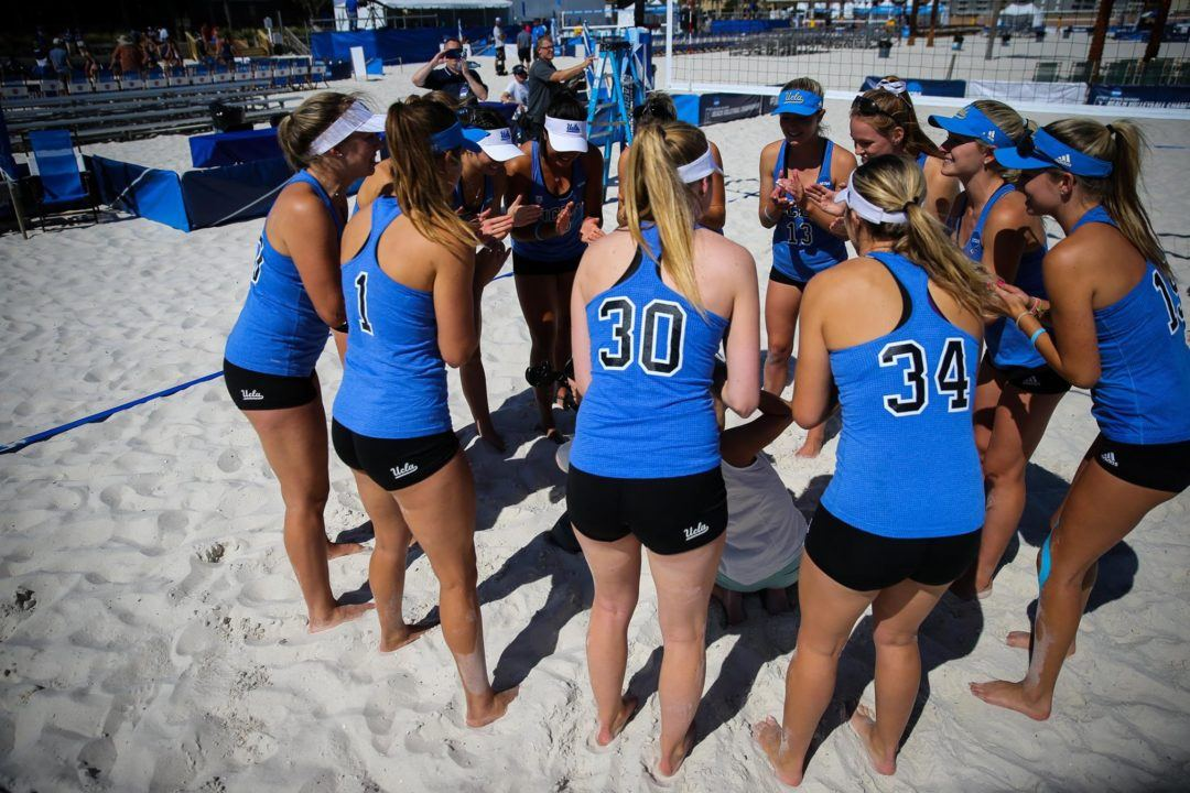 UCLA Beach Will Only Leave California Once in 2017 Regular Season