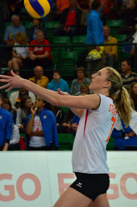 Dutch Player Quinta Steenbergen Pregnant With First Child