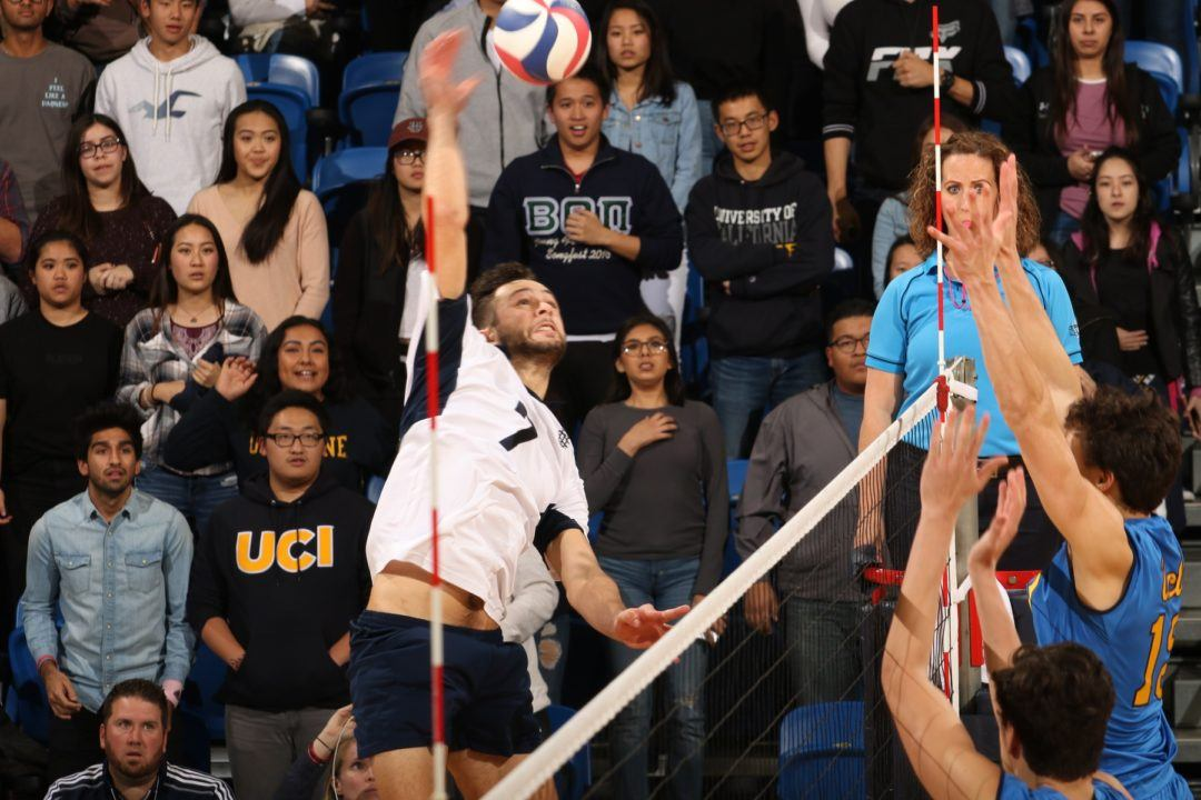 No. 5 UC Irvine Earns MPSF Semifinal Spot