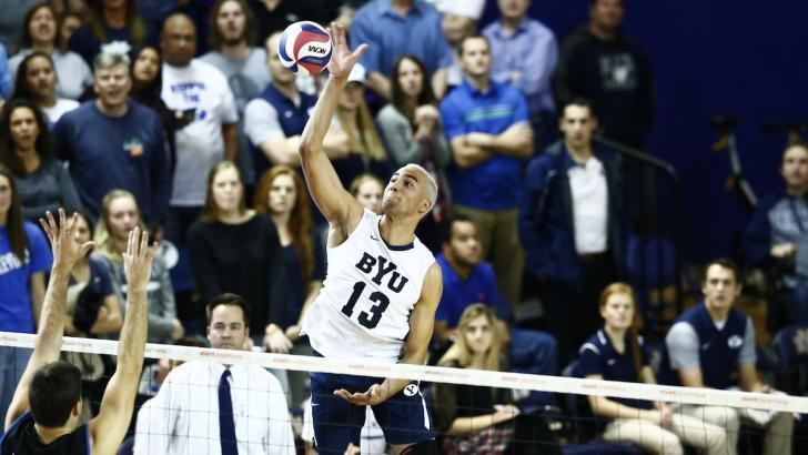 BYU's Ben Patch Records 1000th Career Kill in Full Return From Injury