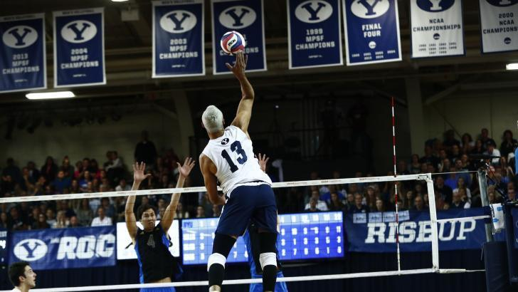 #4 BYU Beats Injury-Riddled #2 UCLA for 2nd Time in 2 Days