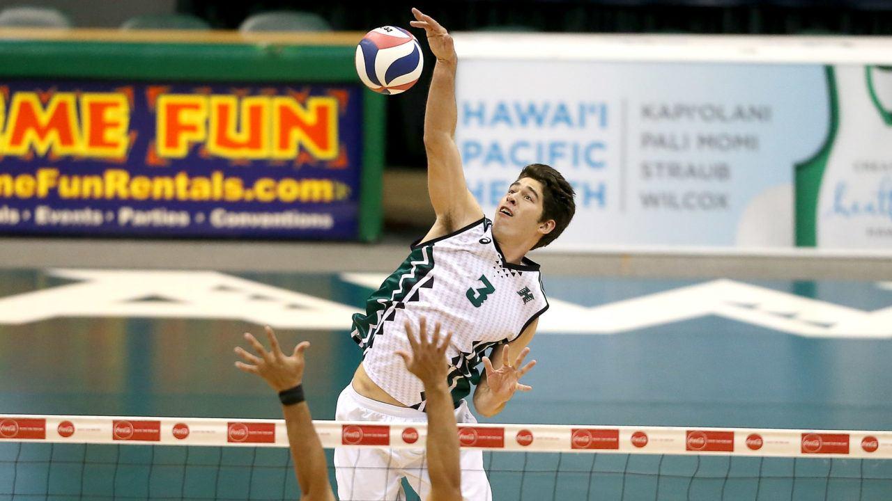 No. 4 Hawai'i Remains Undefeated at Home