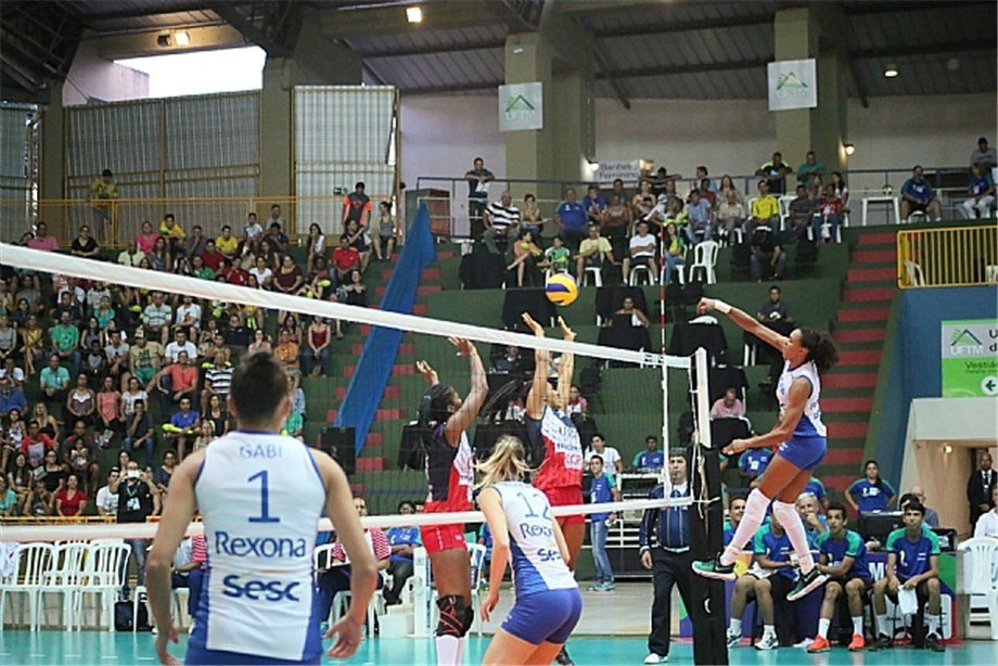 Semifinals Set In South American Women's Club Championships