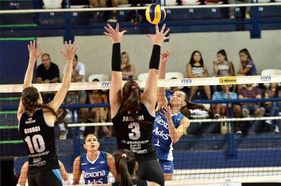 Rexona-SESC Seeks Third Consecutive Club World Championship Appearance