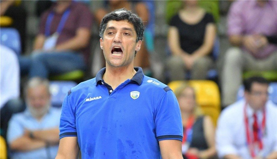 Andrea Giani Hired As German Men's Head Volleyball Coach