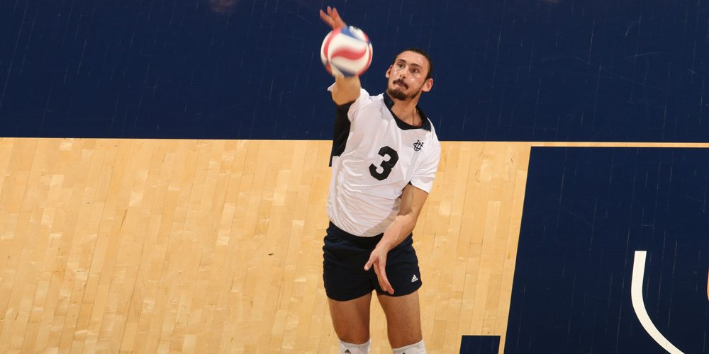 #6 UC Irvine Has To Trouble Rolling Through Saint Francis 3-0