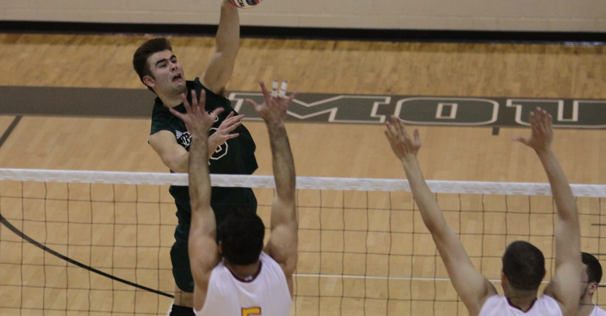 Mount Olive's Robery Poole Earns AVCA National Player Of The Week