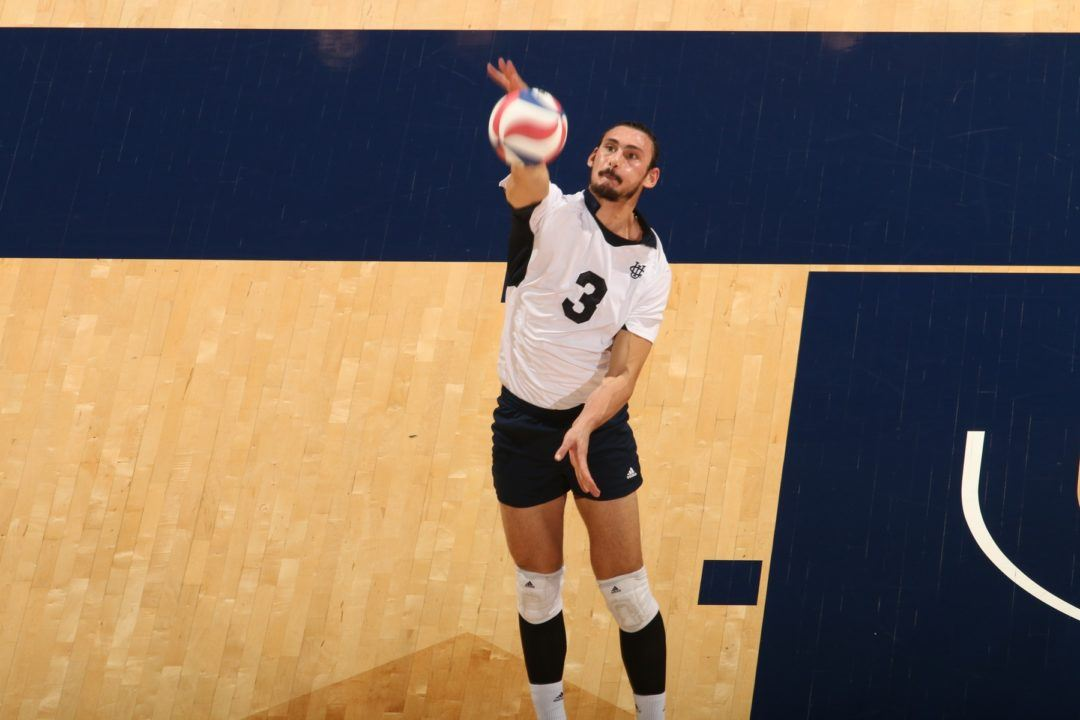 #7 UC Irvine Holds Off #13 CSUN In A Five Set Battle