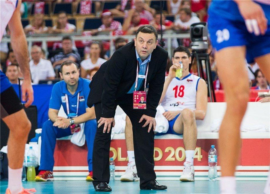 Igor Kolakovic Takes Two-Year Contract As Iranian Men's Head Coach