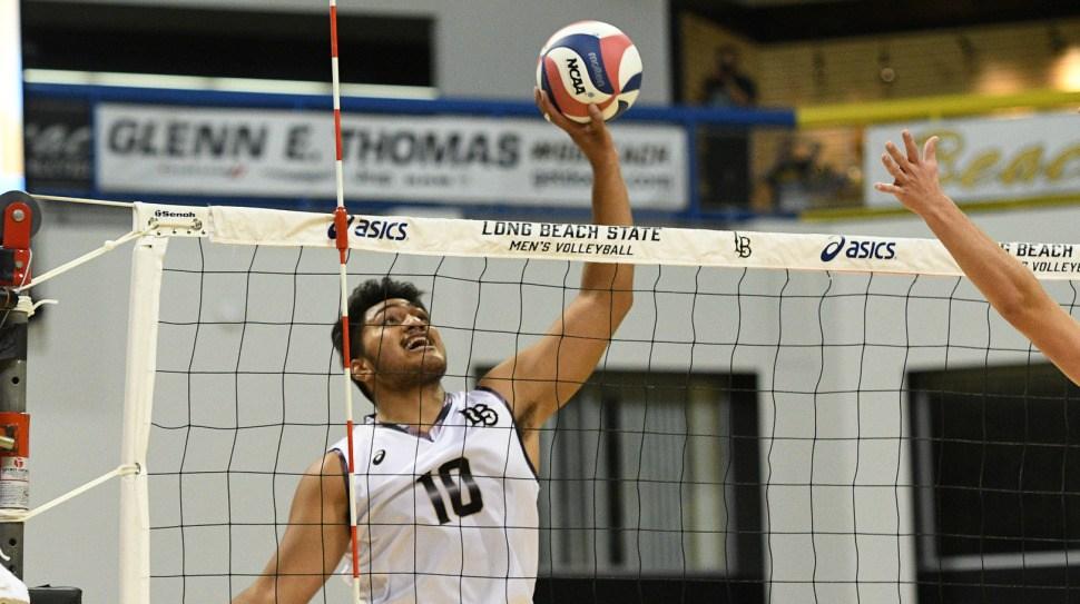 LBSU's Tuaniga, Amado & Anderson Sweep Big West Weekly Honors