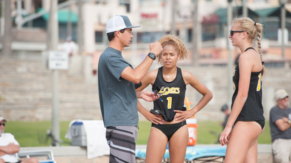 Gigi Alex Transfers From San Diego Indoor to LBSU Beach