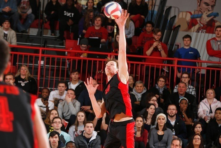 Offensive Balance Leads #11 Lewis To Quick Sweep Of #10 Saint Francis