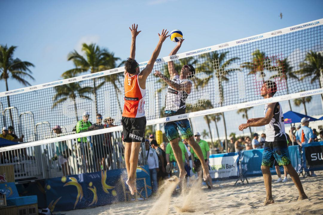 This is Just the Beginning – Beach Athletes Talk Ft. Lauderdale Major