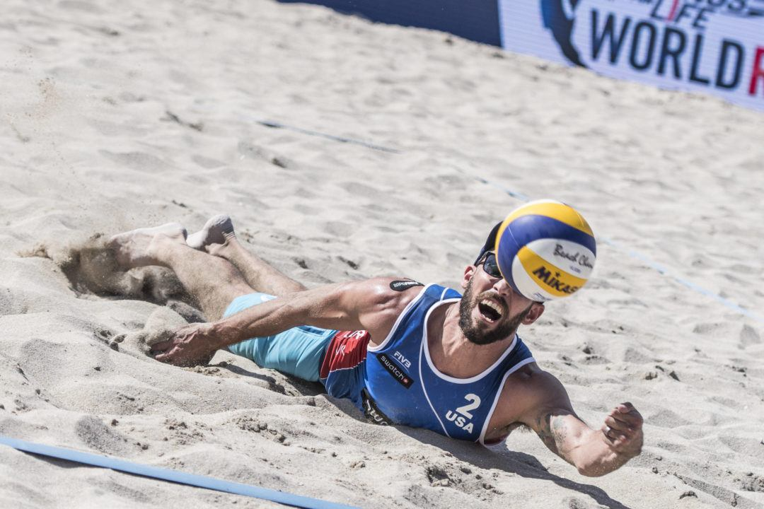 Phil Dalhausser and Nick Lucena Talk Team Chemistry (VIDEO)