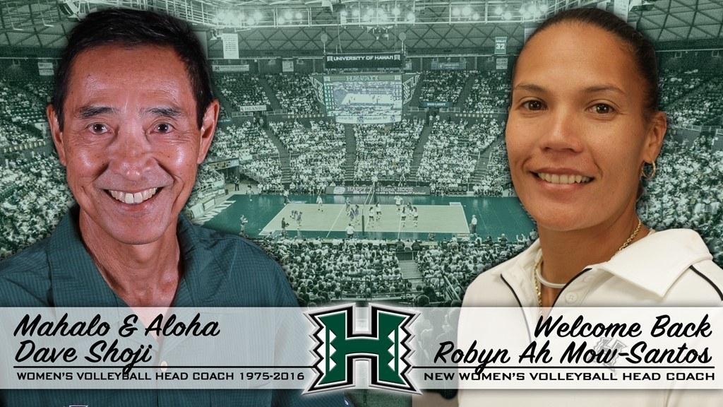 Hawaii's Interim Head Coach Jeff Hall Believes Mow-Santos Is Perfect Hire
