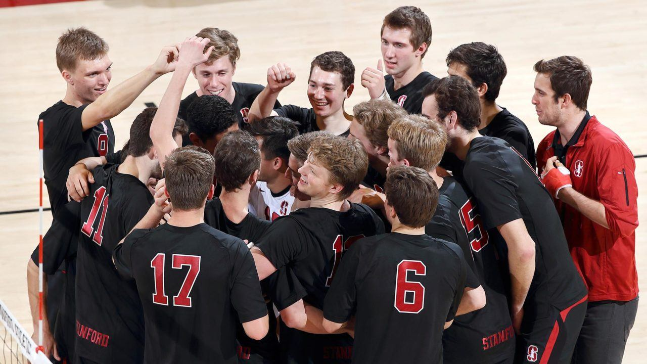 #8 Stanford and #12 UCSB Play 84-Point Set in Cardinal Win