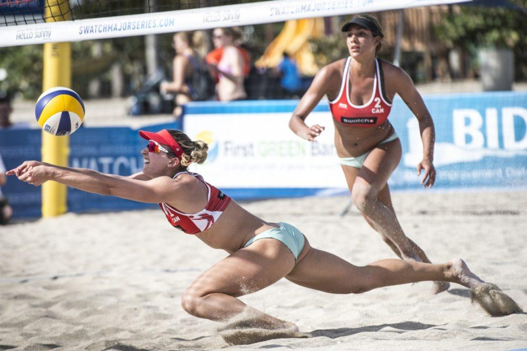 Walsh/Ross Win 3-Set Comeback To Earn Bye in Round of 24