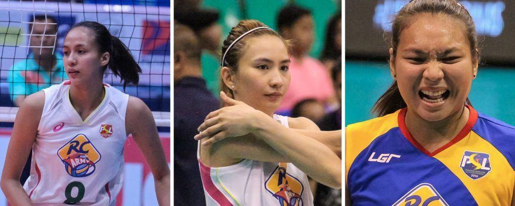 Cignal Picks Up Philippine Stars – Dacquis, Gonzaga & Tubino
