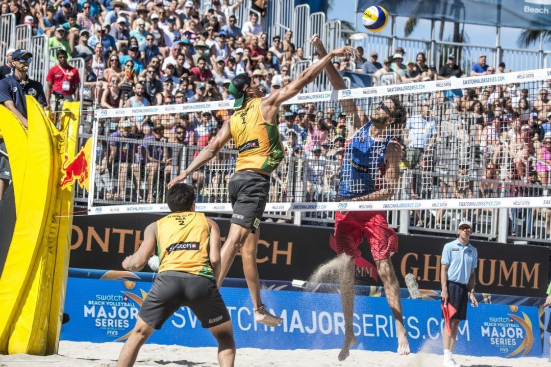 Brazil Tops USA Twice To Set-Up Same Nation Medal Final in FTL