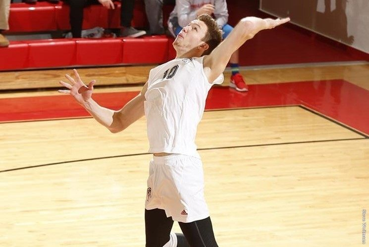 #7 Lewis Uses McKendree Errors To Win In Three Set Sweep