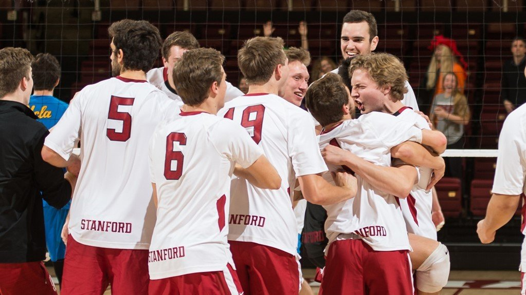 #8 Stanford Battles Through 2-1 Deficit To Take Down #4 UCLA In Five
