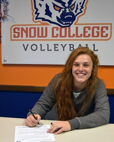 Sydnie Martindale Transfers From Snow College To BYU For 2017 Season
