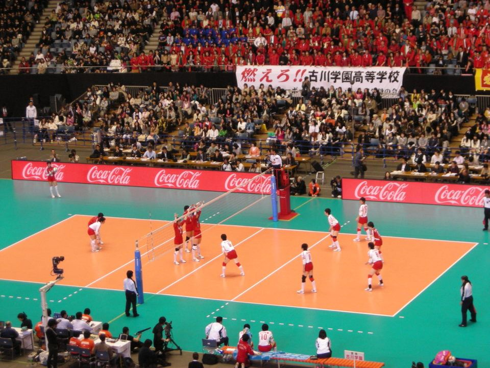 Carly Wopat is Named Best Spiker of Japan's V-League