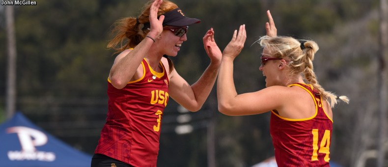 Forecasting The NCAA Beach Volleyball Championships