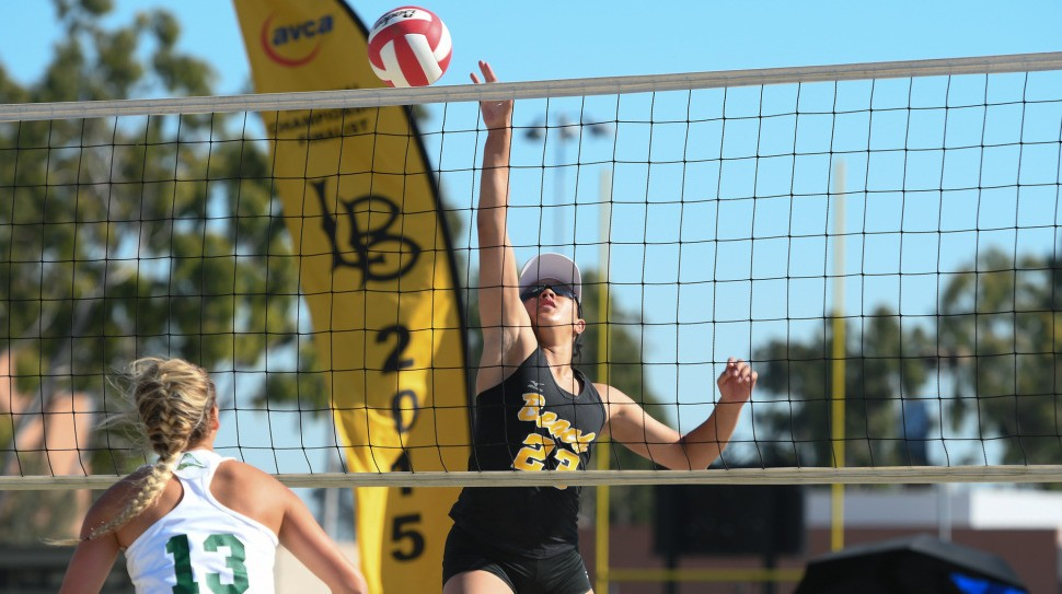 #6 Long Beach State Drops Just One Set In Win Over TCU (3/15/17)