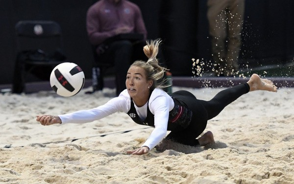 Five Top-Ranked Beach Teams To Face Off At Gamecock Challenge