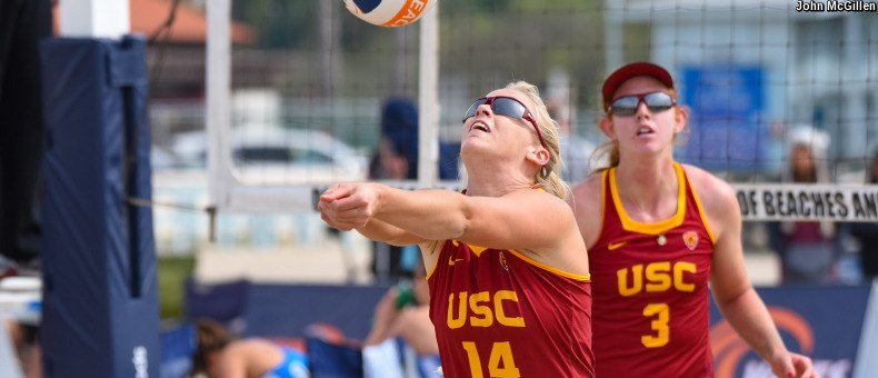 Projecting The 8 Teams For the NCAA Beach Volleyball Tournament