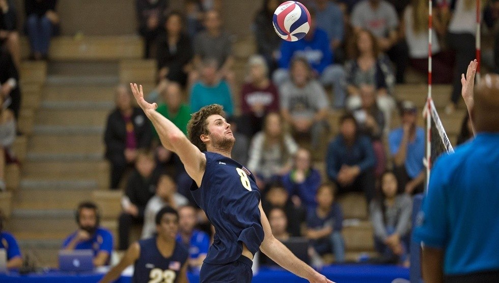 #15 UC Santa Barbara Makes Comeback Over Harvard In Five