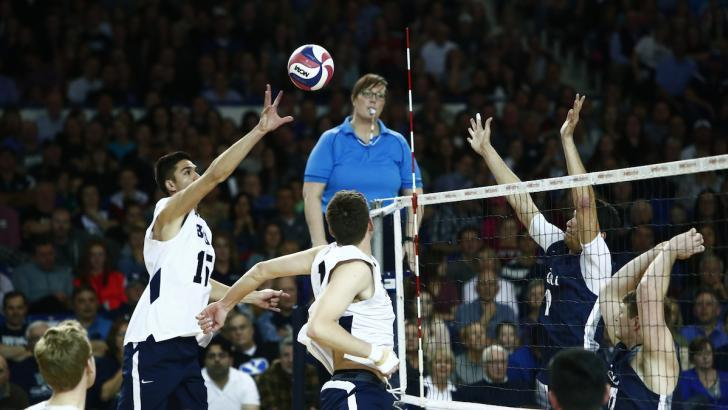 #3 BYU To Host Princeton & Pair Of Matches Against #1 Long Beach State