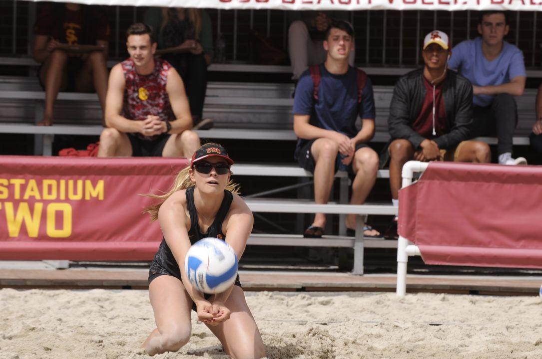 #1 USC Sweeps San Francisco For 48th Straight Win
