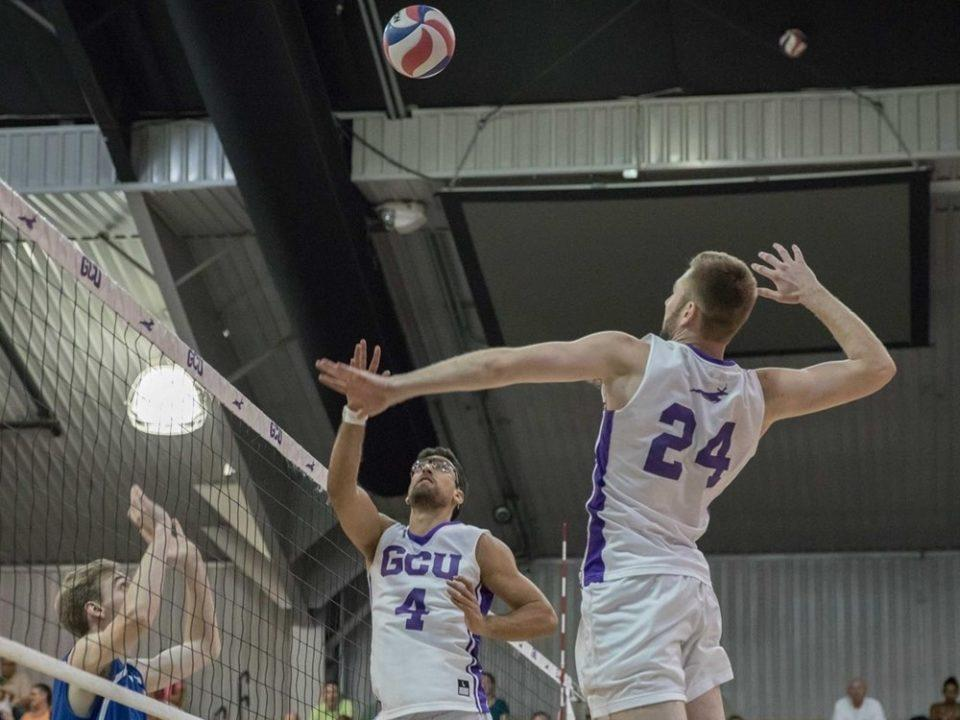Grand Canyon Men Top Princeton 3-1