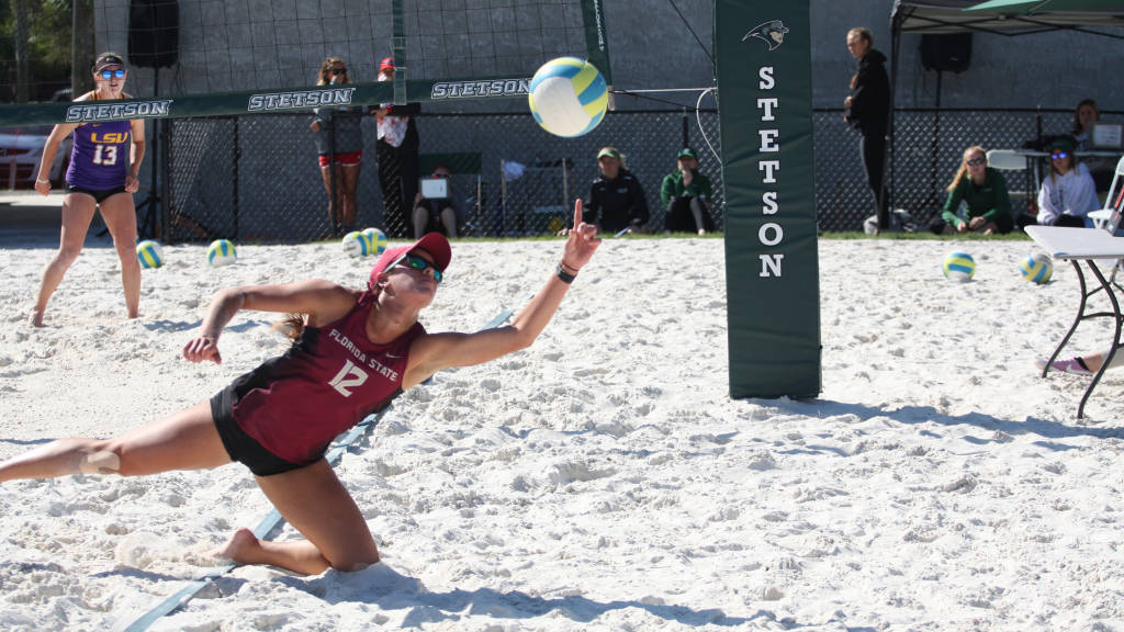 #4 Florida State Beach Finishes 4-1 At Outrigger Invite
