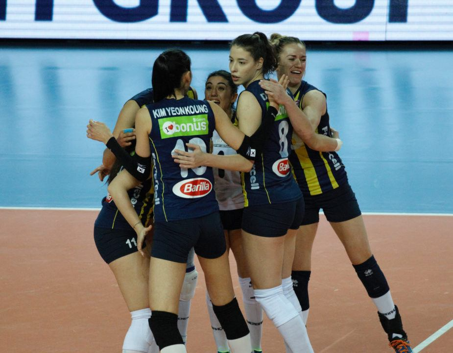 Turkish Women: Natalia Pereira Helps Fenerbahce To 8-0 Record