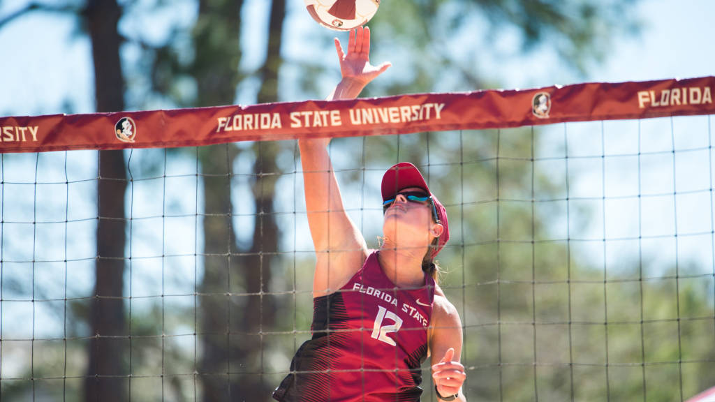 Conference Standings: Week One of NCAA Beach Volleyball
