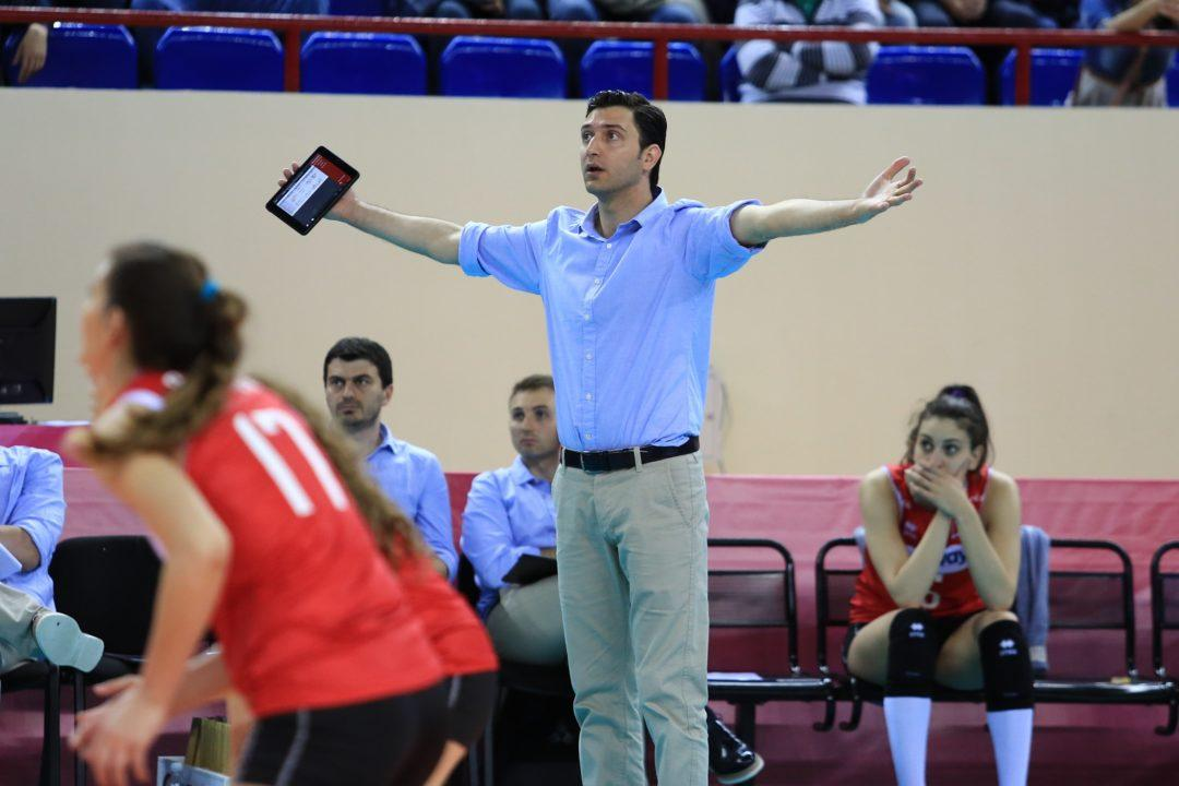 Japan Brings In Ferhat Akbas As Women's National Team's Assistant Coach