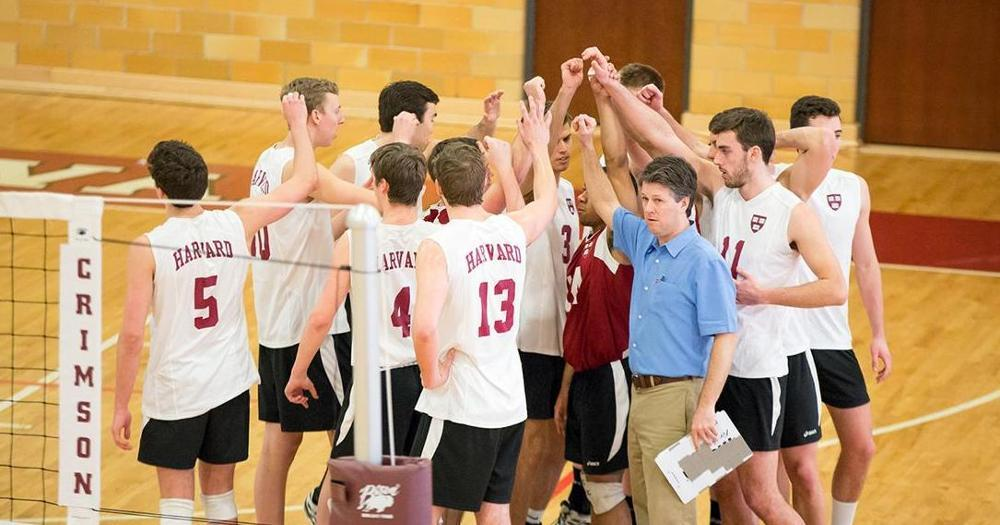 Harvard Men Avenge 5-Set Heartbreak with Sweep
