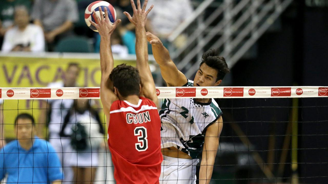 #4 Hawaii Wins 20th-Straight Home Game Over #14 CSUN