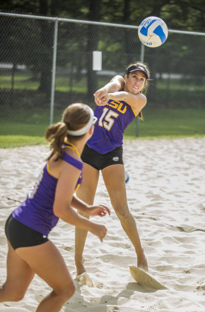 VolleyMob's National Beach Team Of The Week: LSU