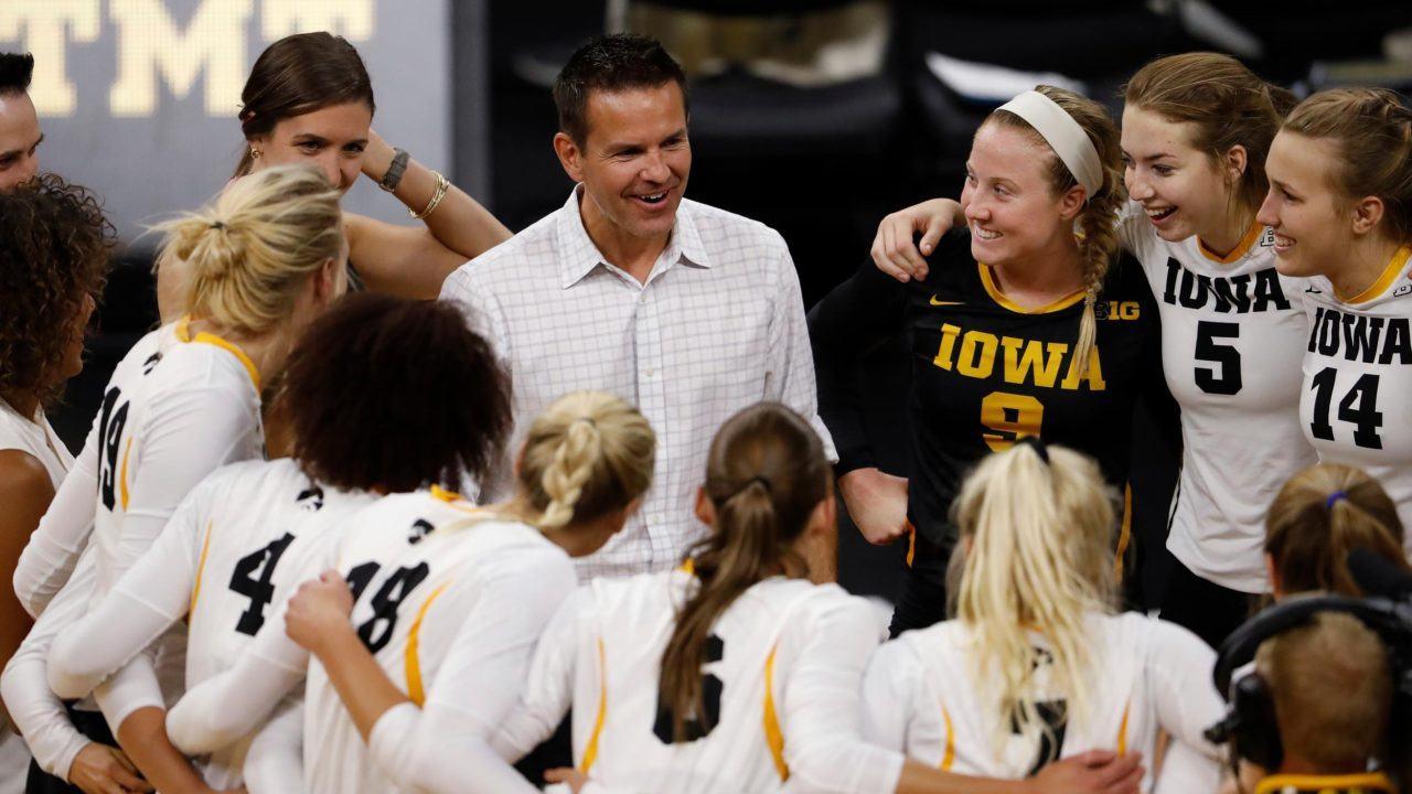 Iowa Coach Bond Shymansky Optimistic About 2017 Hawkeyes