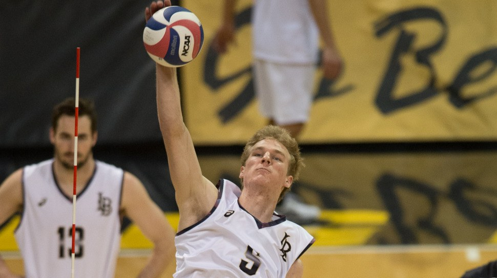 McMaster Sweeps Exhibition Series With #2 49ers In Five-Set Battle